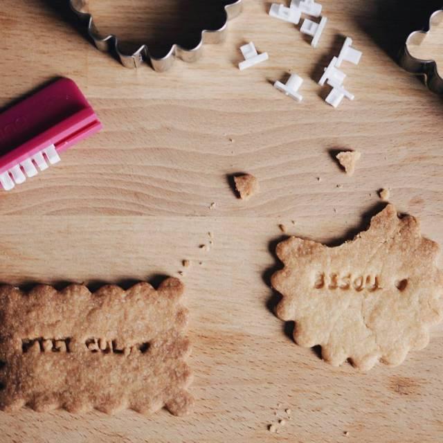 Mes petits biscuits  messages sont sur le blog !hellip