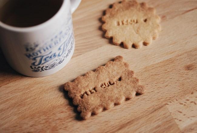 Biscuits messages idee cadeau noel facile recette kit lettres