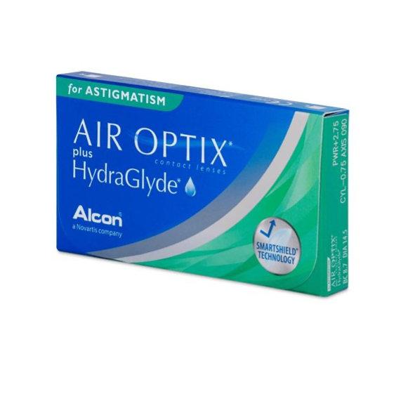 Air Optix Plus Hydraglide 3/6 unidades