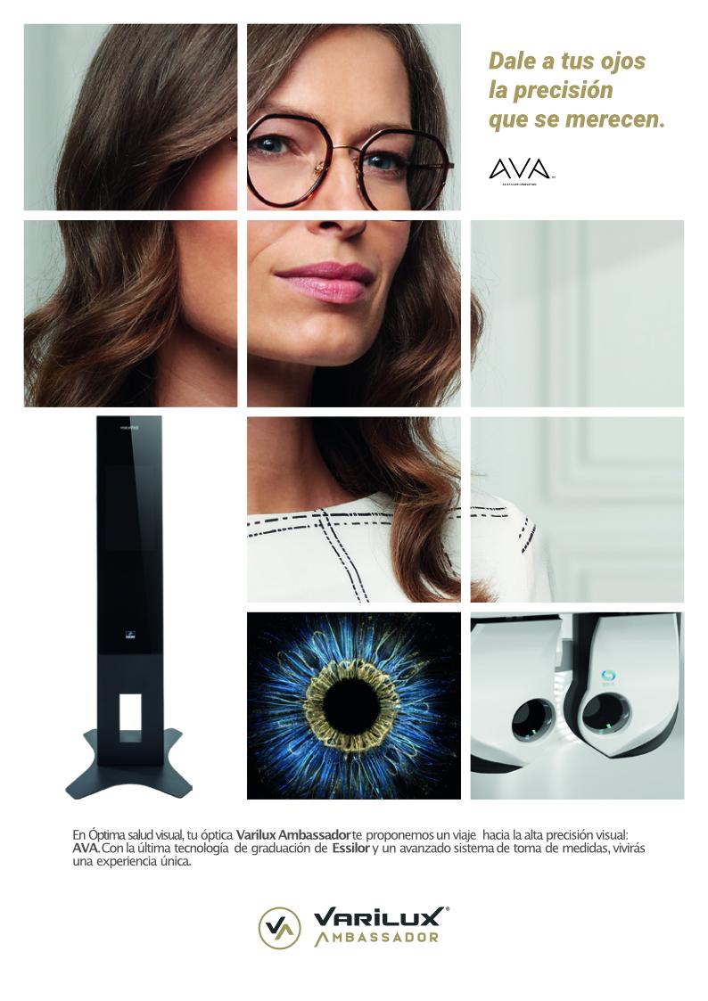 Visual A4 AVA Varilux Ambassador 2019 ES - Servicios