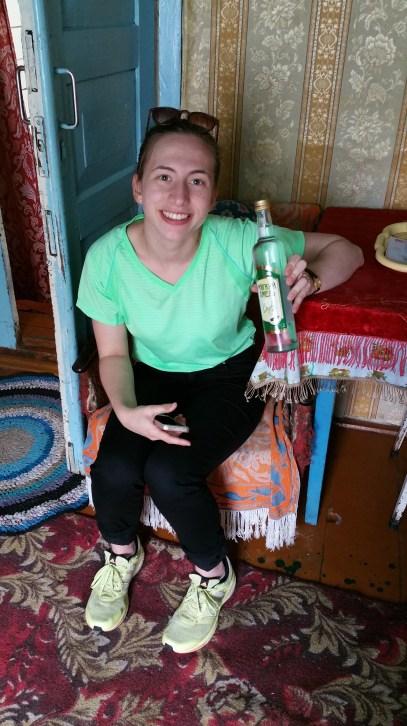 Samke Esther vodka