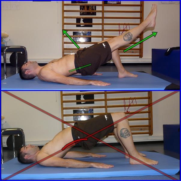 Fortalecer los abdominales: ejercicios globales de la faja abdominal (5/6)