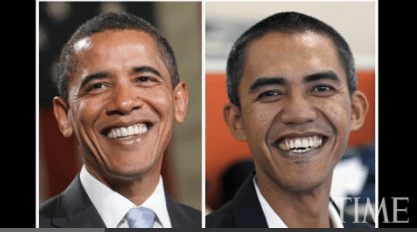 De profesión: doble de Barack Obama
