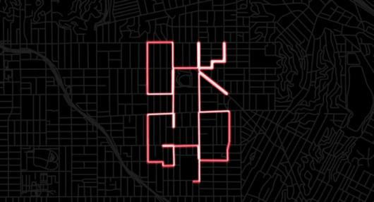 OK Go sobre Los Ángeles