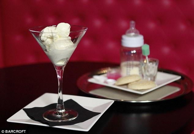 Si vives en Londres ya puedes tomar helado de leche materna