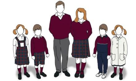 Se reabre el debate sobre el uniforme en los colegios