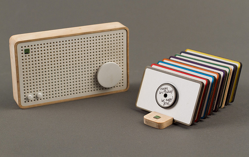 Spotify Box by Jordi Parra
