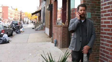 Mear en la calle