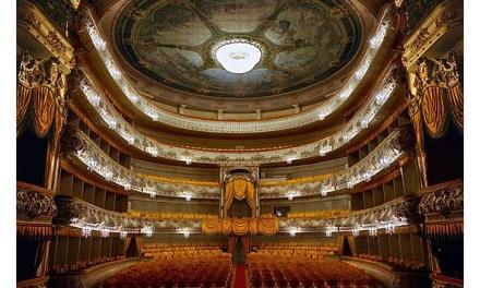 Los Mejores teatros del Mundo