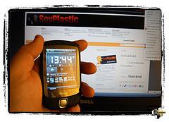 Revisión: HTC Touch