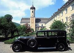 Los coches del Papa