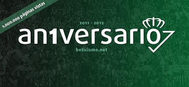 La vuelta al Sol haciendo Betis: Mi balance de un año en Beticismo.net