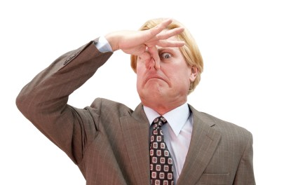 La vuelta al trabajo y el maldito olfato
