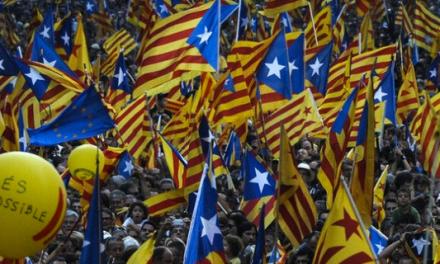 Las cifras y la independencia de Cataluña