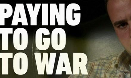 Pagar por ir a la Guerra [Minidocu]