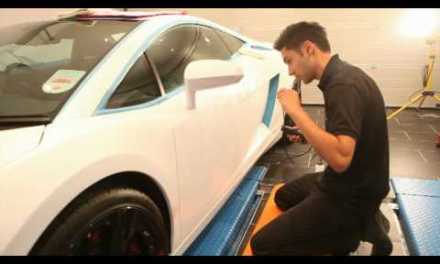 El lavado de coches más caro del mundo