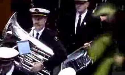El trompetista espontáneo