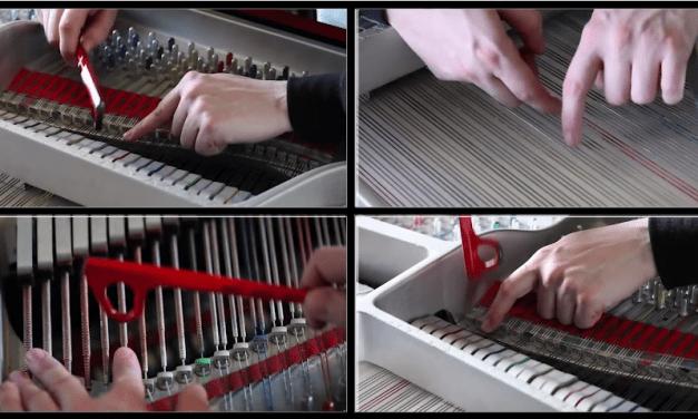 Reinventando el piano como instrumento