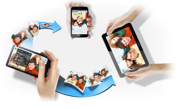 compartir fotografías