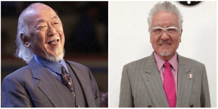 "Dr. Kenzo Kase en modo Sr. Miyagi ""Superguerrero"""
