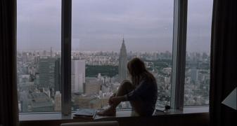"""Fotograma de """"Lost in Translation"""""""