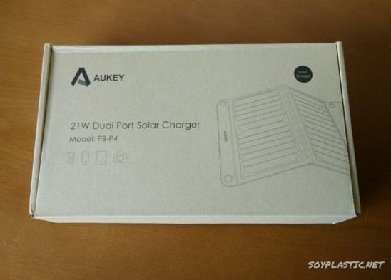 Aukey PB-P4-TYES