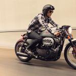 Los cuarentones y la fiebre por las motos Cafe Racer