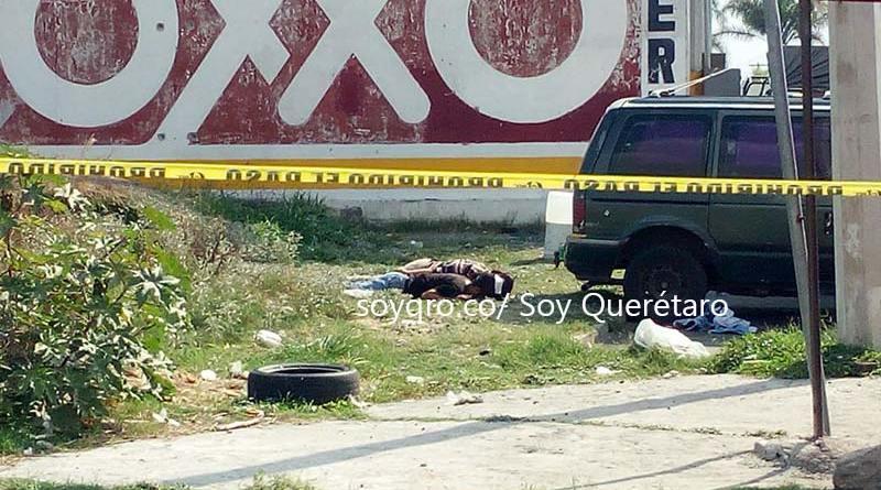Múltiple homicidio en la carretera federal Celaya-Apaseo el Gde