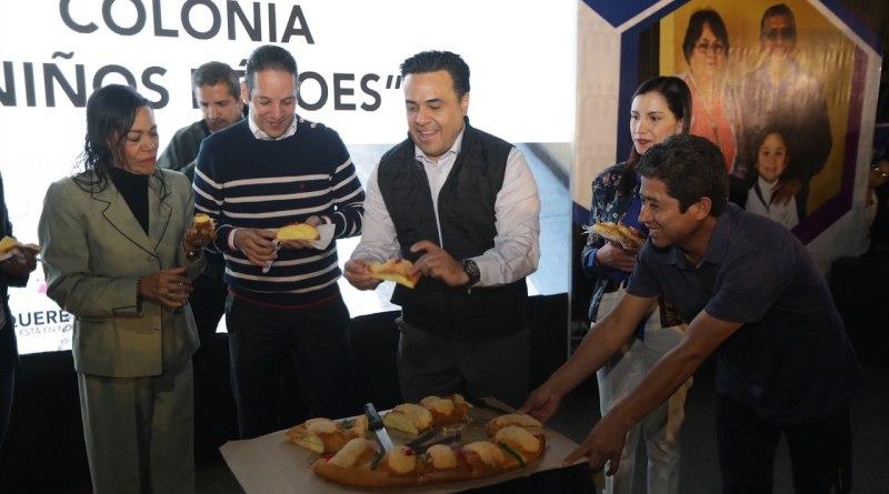 Estamos para servir y nos ponemos a sus órdenes: Luis Nava