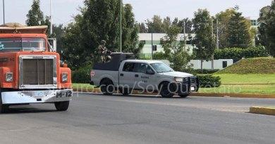 Llegan más elementos de la Marina a Guanajuato