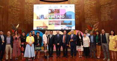 Querétaro ya es candidata a Ciudad Creativa por la UNESCO.