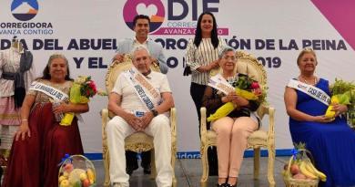 Celebra DIF Corregidora Día del Abuelo