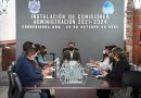 Roberto Sosa Pichardo instala comisiones de trabajo para el periodo 2021-2024
