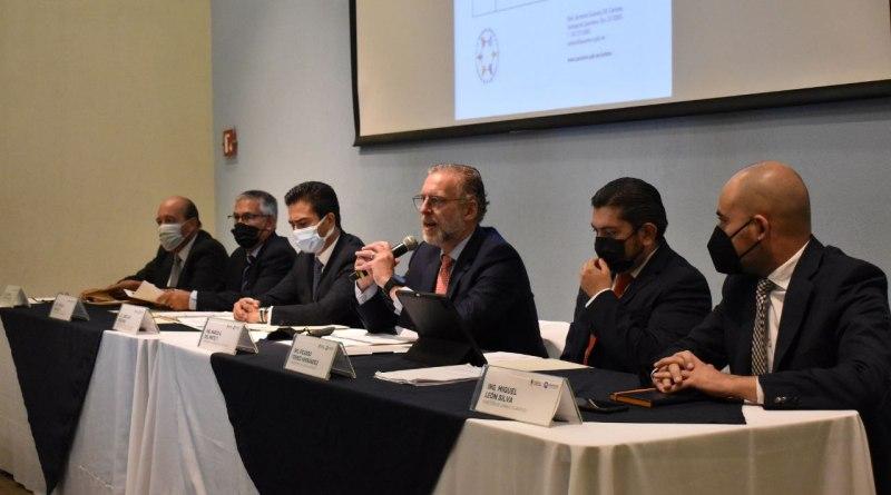 Querétaro tendrá un crecimiento sustentable: Marco Del Prete