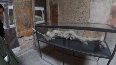 Body from 2,000 years ago