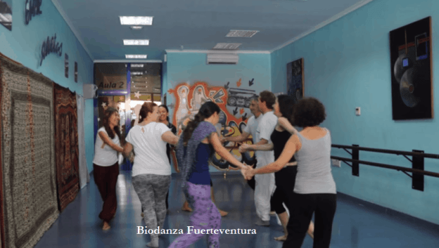 """ Beneficios de la Biodanza"""