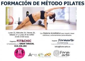 """""""Formación método Pilates Fuerteventura"""""""