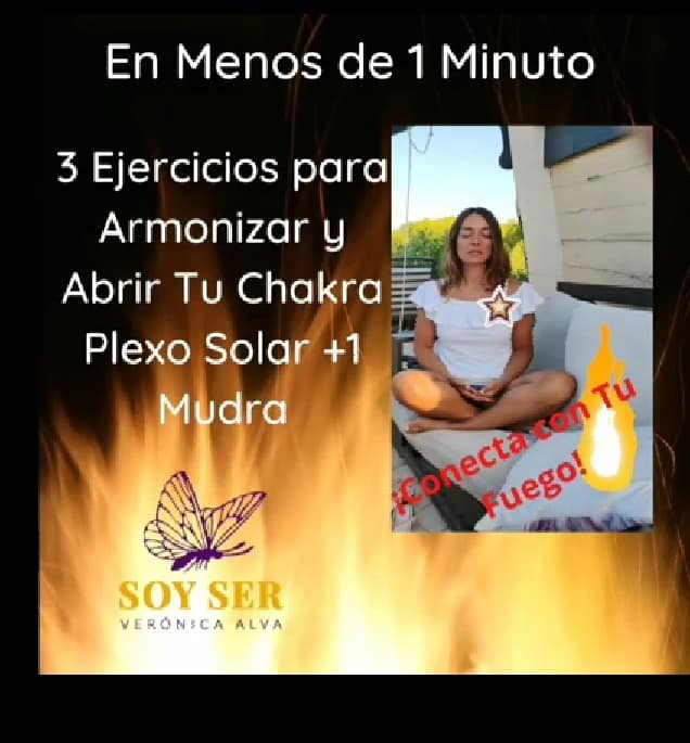 Chakra Plexo Solar 3 Ejercicios+1 Mudra