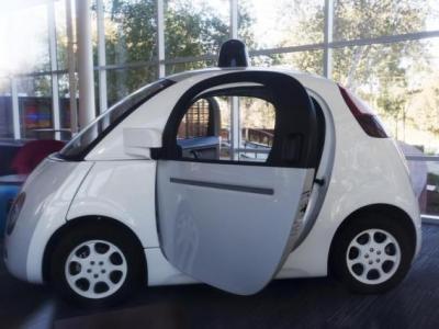 Autos autónomos de Google