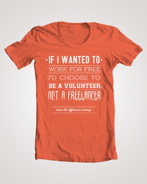 Remera-Freelancer