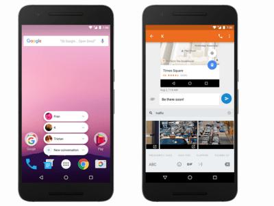novedades Android Nougat 7.1
