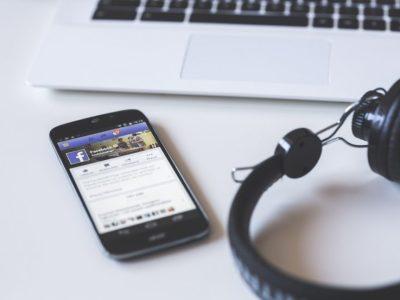 datos móviles en Facebook