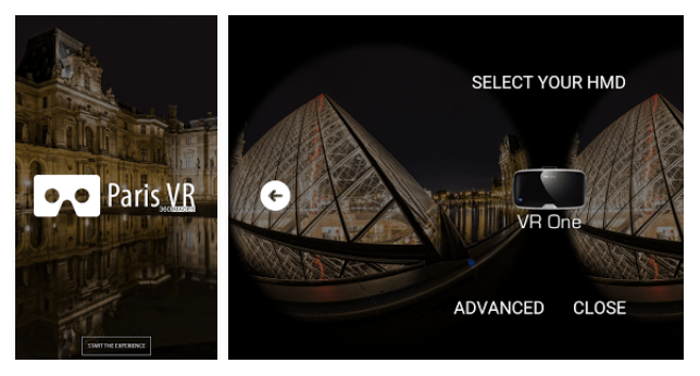 Paris in VR