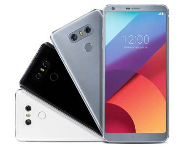 LG G6 presentado en MWC