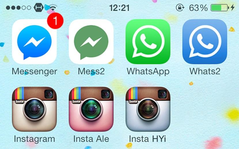 WhatsApp doble en iOS jailbreak