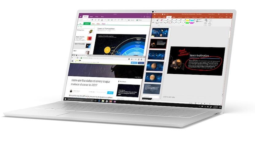 Microsoft con Windows 10 S en la Surface Laptop