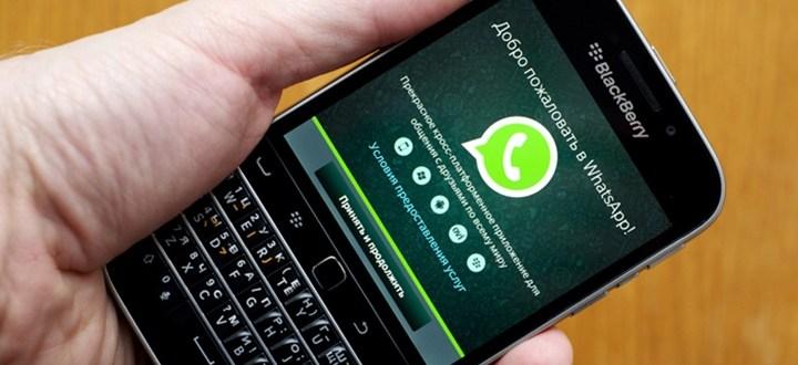 Whatsapp BB