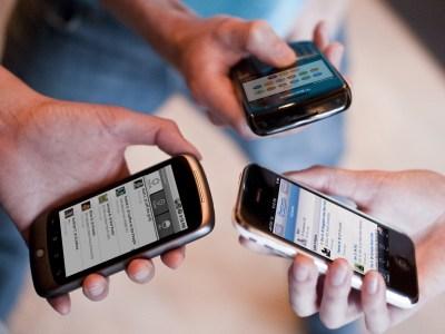Aplicaciones para celular