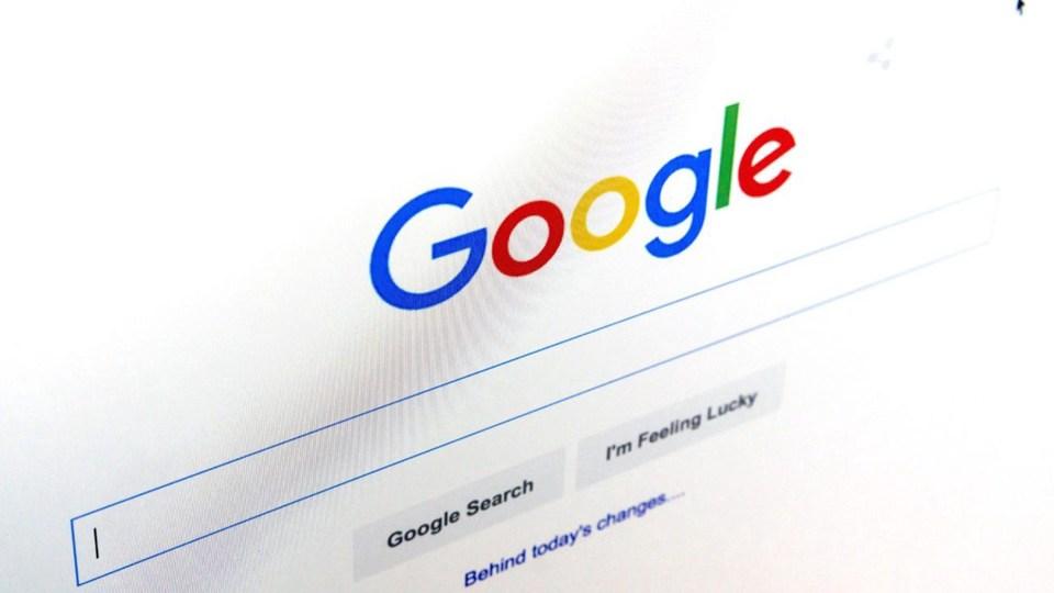 buscador de Google en PC