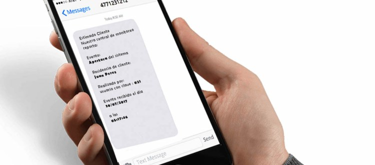 SMS en celulares móviles